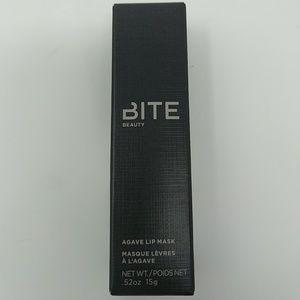 BNIB Bite Beauty Agave Lip Mask Maple Full Size